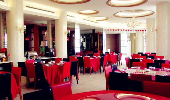 扬子江大厦餐厅1